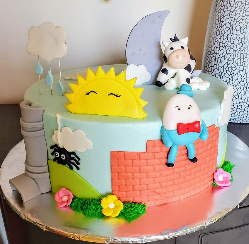 Baby Shower Humpty Dumpty