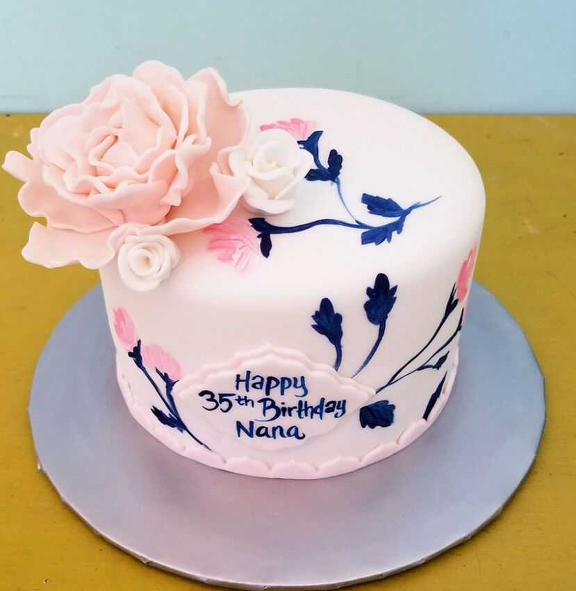 Ready Made Birthday Cake